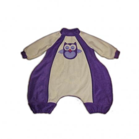 Человечек Сказка (Фиолетовый-Молочный)