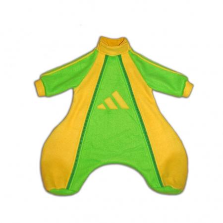 Комбинезон деми Сказка (Желтый-Зеленый)