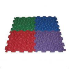 Массажный коврик 4 пазла