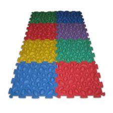 Массажный коврик 8 пазлов