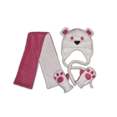 Набор Мишка розовый