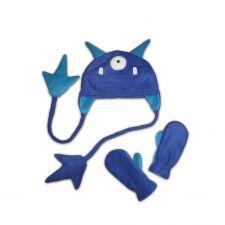 Монстр синий