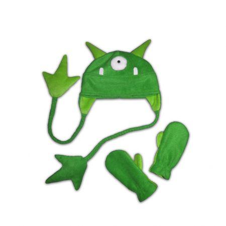 Набор Монстр зеленый
